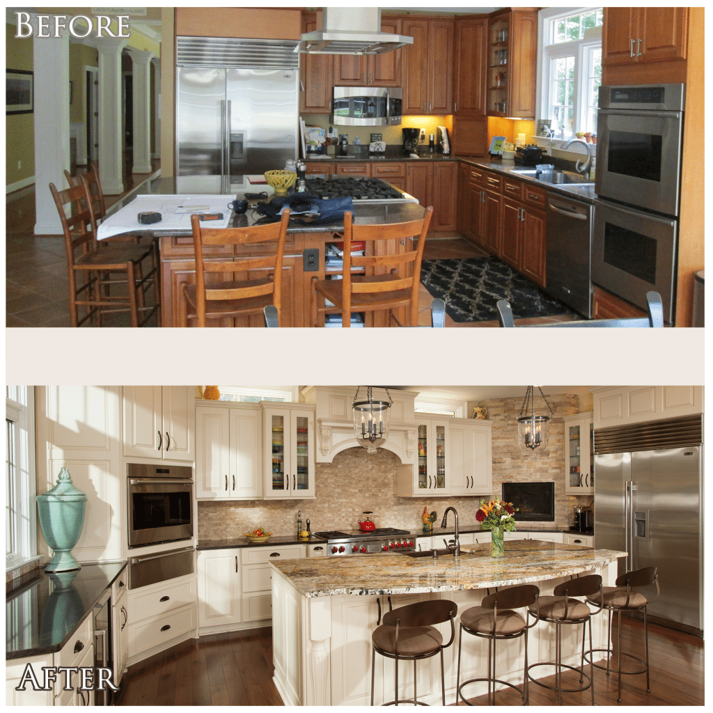 Main level remodel project spotlight sun design remodeling for Kitchen designs namibia