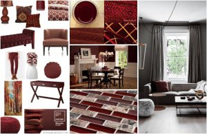Marsala Collage