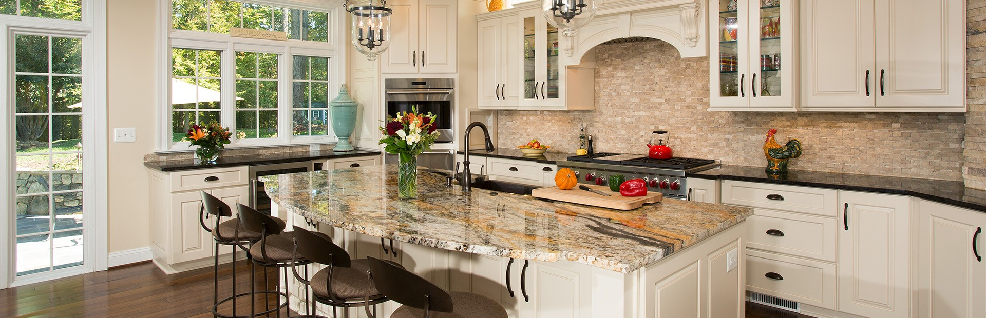 Kitchen Remodeling Contractors Northern VA Sun Design Remodeling - Kitchen remodel northern virginia