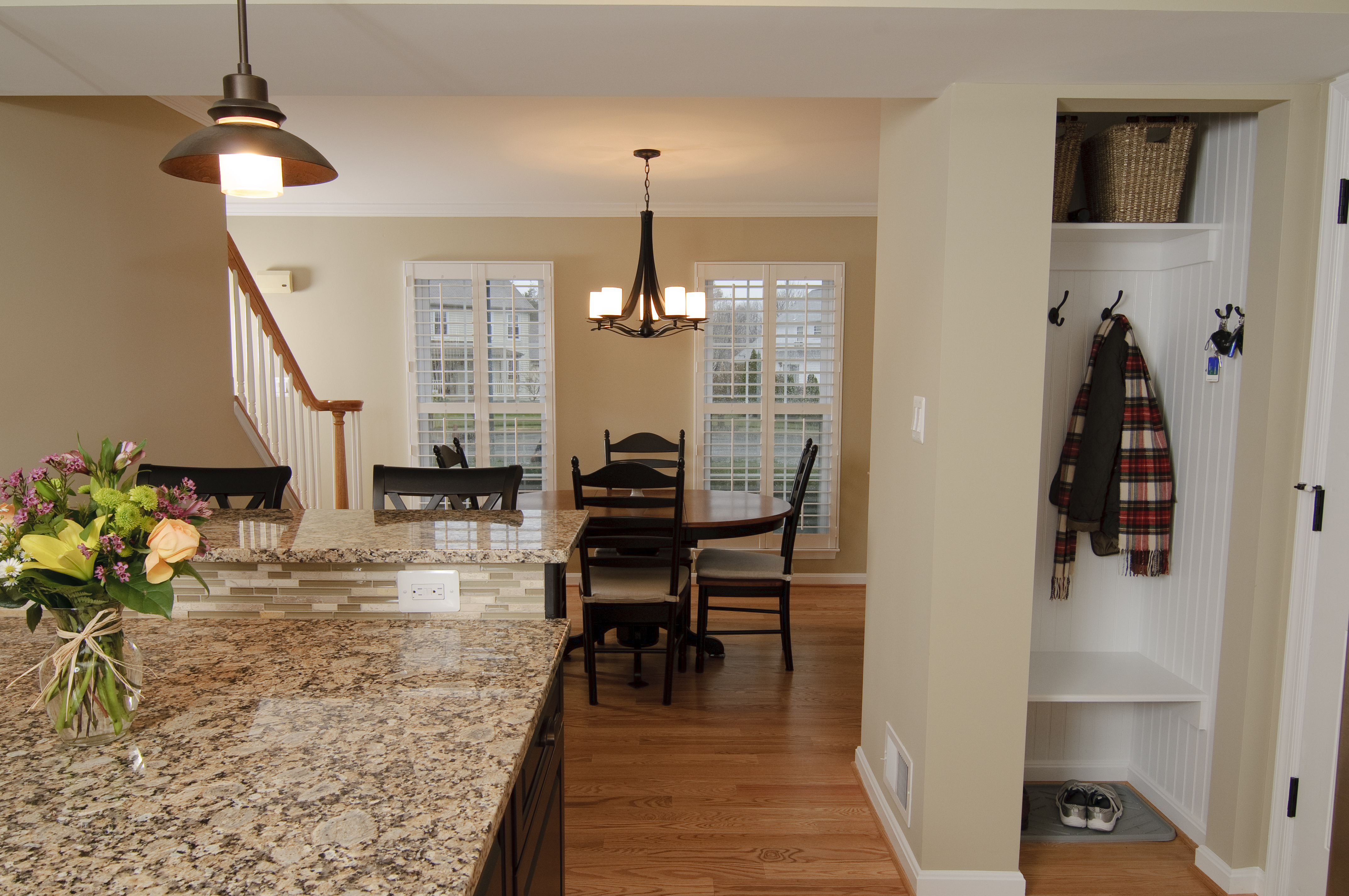 Design Opening A Load Bearing Wall Sun Design Remodeling Inc