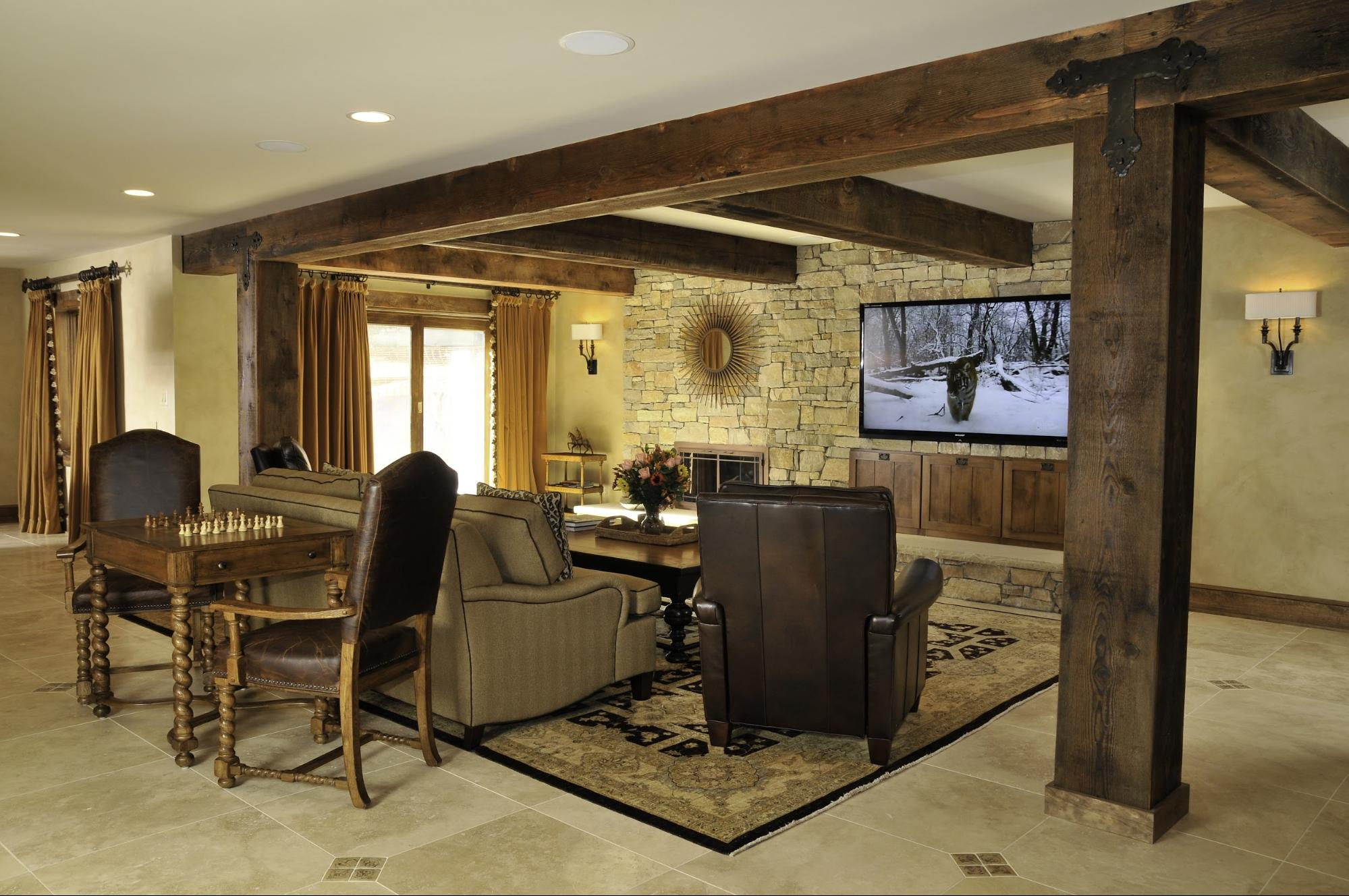 Basement Remodeling Contractors Northern Va Sun Design